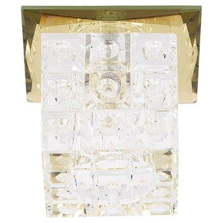Bodové svítidlo LILYUM HL805 YELLOW Horoz 02106