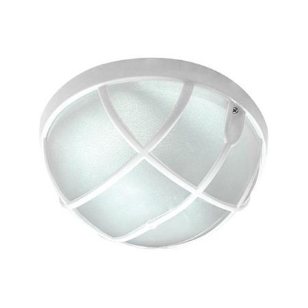 Hermetické svítidlo bílá 15W AQUA OPAQUE 02631 Horoz