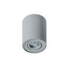 Jednoduché nástěnné svítidlo Bross 1 šedá Azzardo GM4100