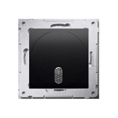 Kontakt Simon 54 Premium Antracit Elektronický zvonek (modul) DDS1.01/48