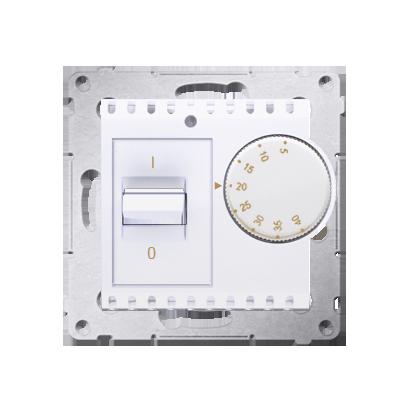 Kontakt Simon 54 Premium Bílý Regulátor teploty s vnitřním senzorem (modul) DRT10W.02/11