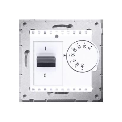 Kontakt Simon 54 Premium Bílý Spínač s opožděným vypnutím s relé (modul) DWC20P.02/11