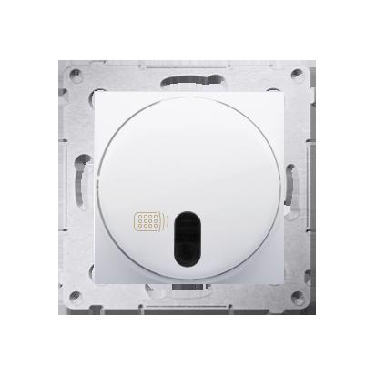 Kontakt Simon 54 Premium Bílý Vypínač dálkově ovládaný s relé (modul) DWP10P.01/11