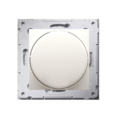 Kontakt Simon 54 Premium Krémová Stmívač přítlačný a otočný (modul) 20–500 W, DS9T.01/41