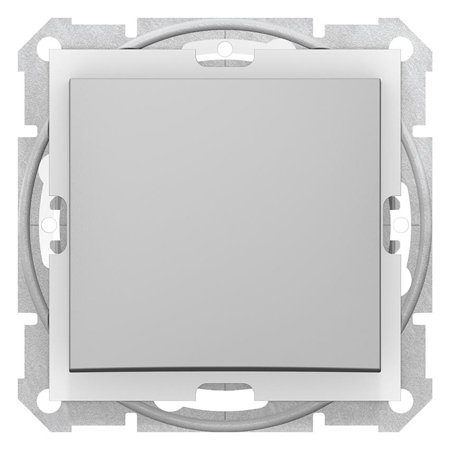 Křížový vypínač IP44 hliník Sedna SDN0500360 Schneider Electric