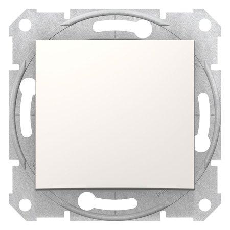 Křížový vypínač krémová Sedna SDN0500123 Schneider Electric