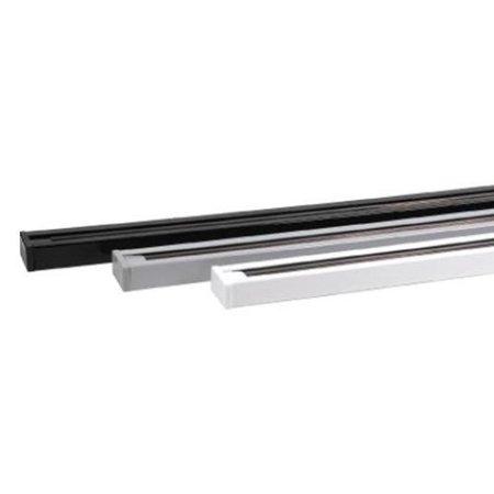 Lišta kolejnice bílá 2m Track + napájení a záslepka 02439 Horoz