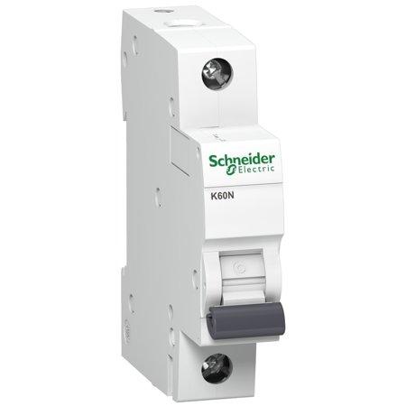 Nadproudový jistič K60N-C25-1 C 25A 1-pólový Schneider Electric A9K02125