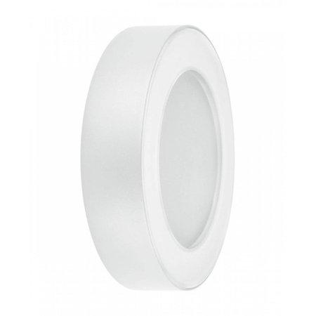 Nástěnné fásadní svítidlo 13W 3000K IP54 OUTDOOR SURFACE ROUND White LEDVANCE
