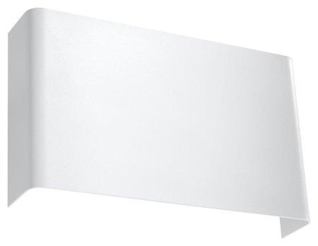 Nástěnné svítidlo COPERTURA bílá 2xG9 Sollux SL.0419