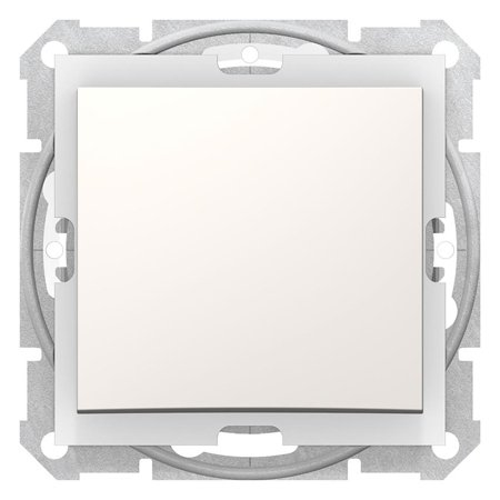 Schodišťový vypínač IP44 krémová Sedna SDN0400523 Schneider Electric