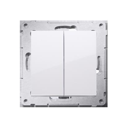 Simon 54 Premium Bílý Přepínač sériový pro verzi IP44 DW5B.01/11