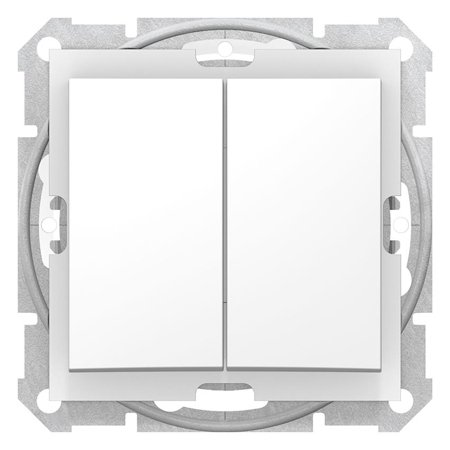 Spínač sériový IP44 bílá Sedna SDN0300421 Schneider Electric