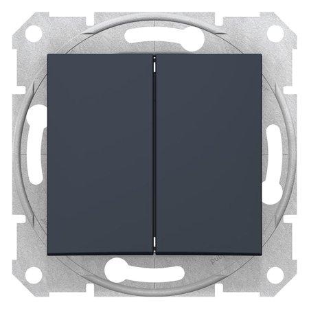 Spínač sériový, grafitová Sedna SDN0300170 Schneider Electric