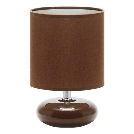 Stopní keramická lampa PATI BROWN, E14 hnědá, 3145 Struhm