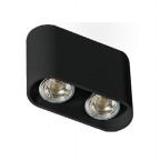 Stropní nástěnné svítidlo Vision černá Azzardo GM4214 BK