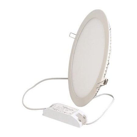 Stropní svítidlo LED downlight pro vestavení 9W teplá 2700K Horoz HL563L