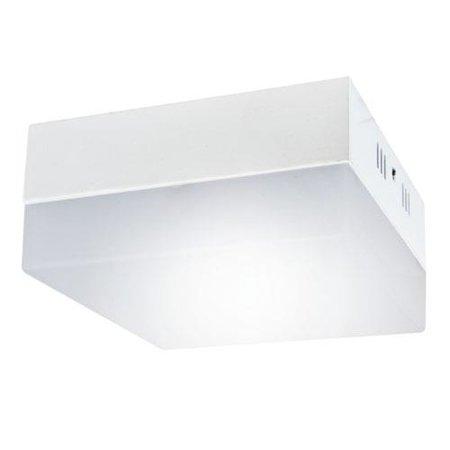 Stropnice LED hranatá, nástěnná 24W 4000K Robin D, Struhm