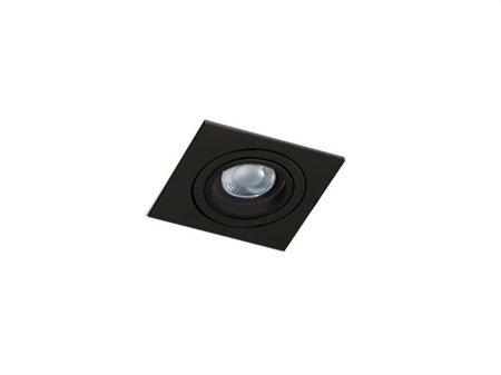 Svítidlo stropní podomítkové Carlo S černá Azzardo SN-6811S-BK