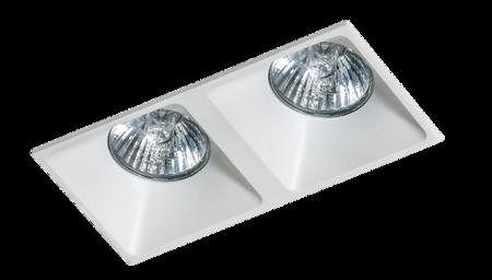 Svítidlo stropní podomítkové Pio 2 bílá Azzardo GM2208