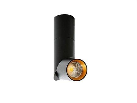 Svítidlo stropní spotlight Santos černá Azzardo LM-9012