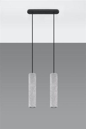 Visící lampa LUVO 2 GU10 SL.0654 Sollux