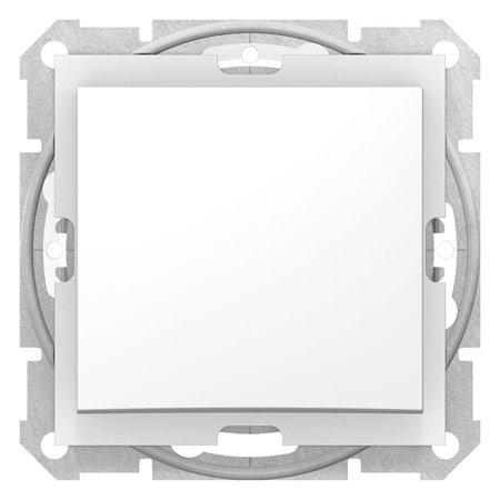 Vypínač 1-pólový IP44 bílá Sedna SDN0100321 Schneider Electric
