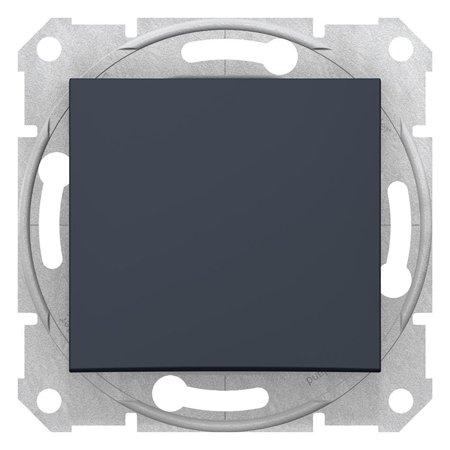 Vypínač 1-pólový grafitová Sedna SDN0100170 Schneider Electric