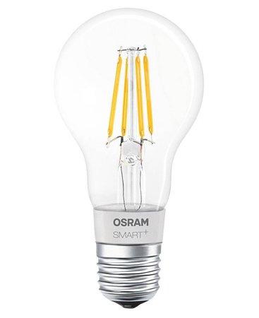 Žárovka vlákno LED stmívatelná 5,5W E27 SMART+ Filament Classic Dimmable Bluetooth OSRAM