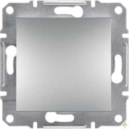 Záslepka bez rámečku, hliník Schneider Electric Asfora EPH5600161