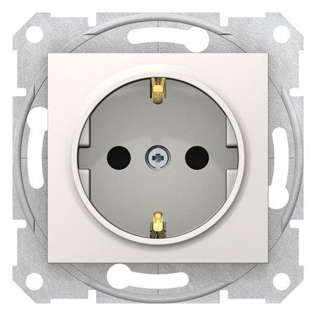 Zásuvka schuko krémová Sedna SDN3000123 Schneider Electric