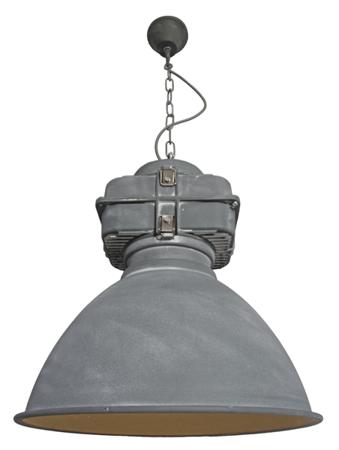 Závěsná lampa Bismarck šedá Azzardo H5014 CO