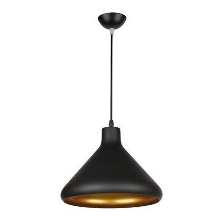 Závěsná lampa GALAXA BLACK 27, 1 x E27, černá, 3268, Struhm