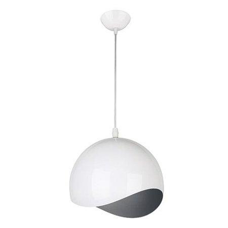 Závěsná lampa LAMIA WHITE, 1 x E27, bílá, 3266, Struhm