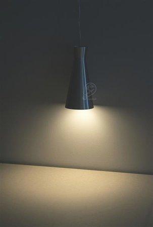 Závěsná lampa VERONE SILVER 12, 1 x E27, 3270, Struhm