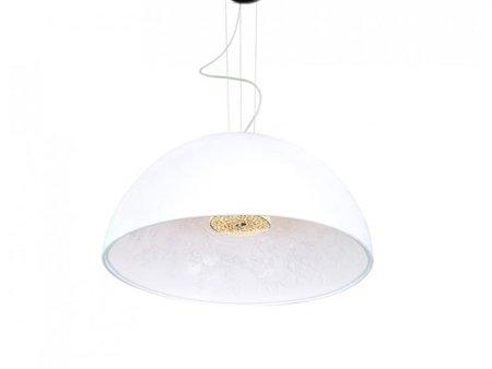 Závěsná stropní lampa Decora XL bílá Azzardo AZ2159