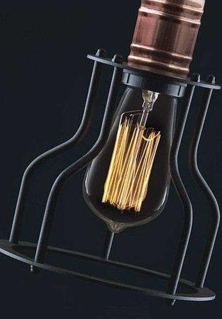 Závěsná stropní lampa Workshop 6x60W E27 Nowodvorski 9631